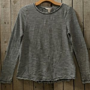 Banana Republic striped long sleeve t-shirt